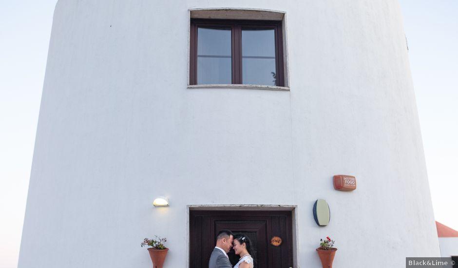 O casamento de Rodney e Liliana em Setúbal, Setúbal (Concelho)
