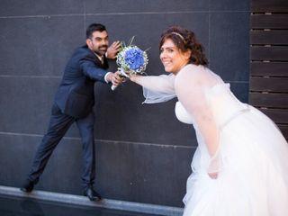 O casamento de Miriam e Joel