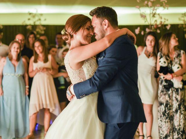 O casamento de Anabela e Bruno