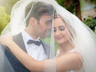 O casamento de Julieta e Fernando