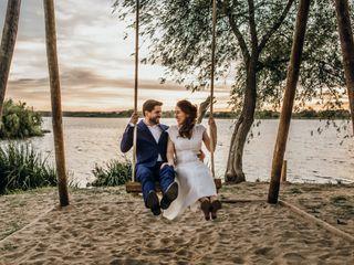 O casamento de Eliana e Hugo