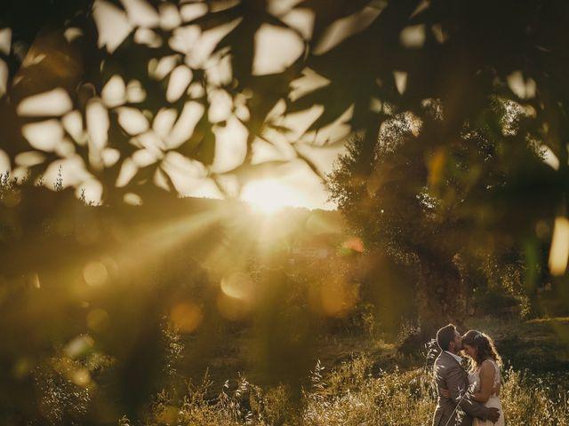 O casamento de Sandra e Flávio