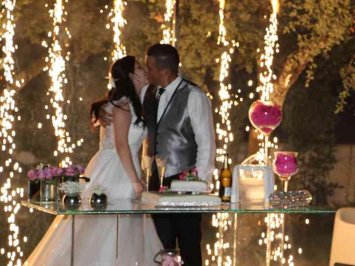 O casamento de Barbara e Luis