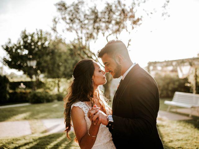 O casamento de Adriana e Fábio