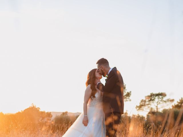 O casamento de Vitor e Mariana em Fátima, Ourém 1