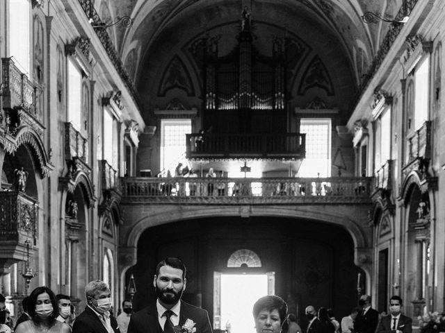 O casamento de Pedro e Mariana em Codessos, Paços de Ferreira 22