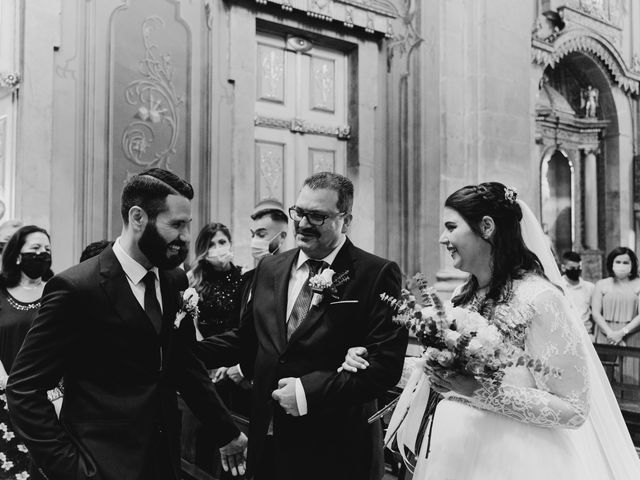 O casamento de Pedro e Mariana em Codessos, Paços de Ferreira 34