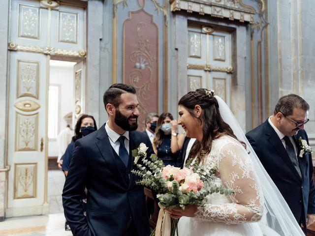 O casamento de Pedro e Mariana em Codessos, Paços de Ferreira 36
