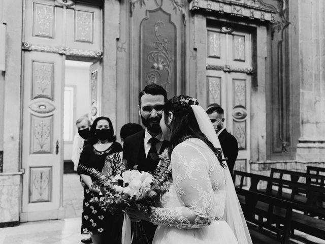 O casamento de Pedro e Mariana em Codessos, Paços de Ferreira 37