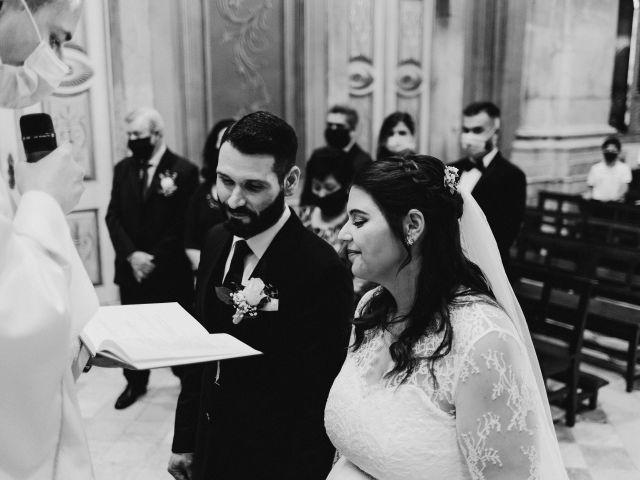 O casamento de Pedro e Mariana em Codessos, Paços de Ferreira 42