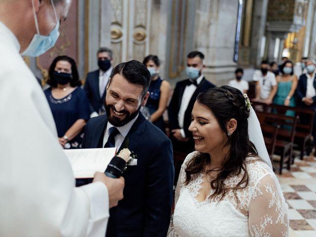 O casamento de Pedro e Mariana em Codessos, Paços de Ferreira 43