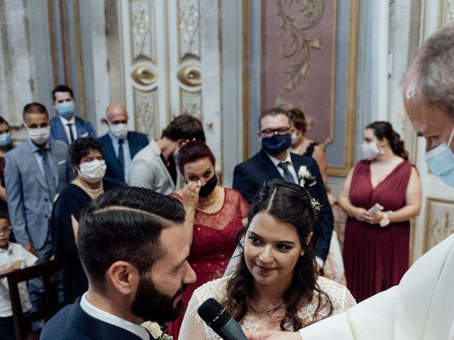 O casamento de Pedro e Mariana em Codessos, Paços de Ferreira 44