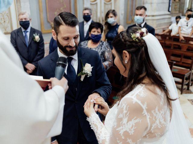 O casamento de Pedro e Mariana em Codessos, Paços de Ferreira 48