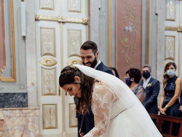 O casamento de Pedro e Mariana em Codessos, Paços de Ferreira 57