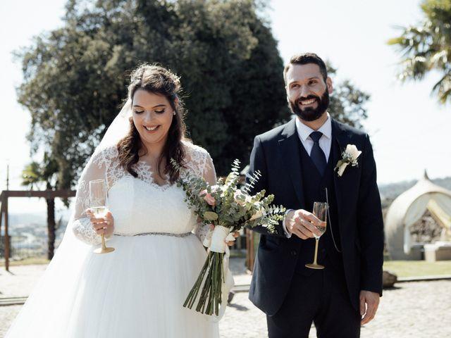 O casamento de Pedro e Mariana em Codessos, Paços de Ferreira 68