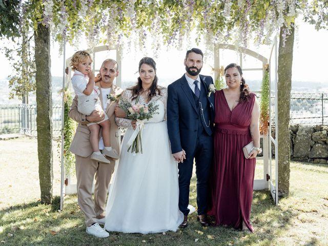 O casamento de Pedro e Mariana em Codessos, Paços de Ferreira 82