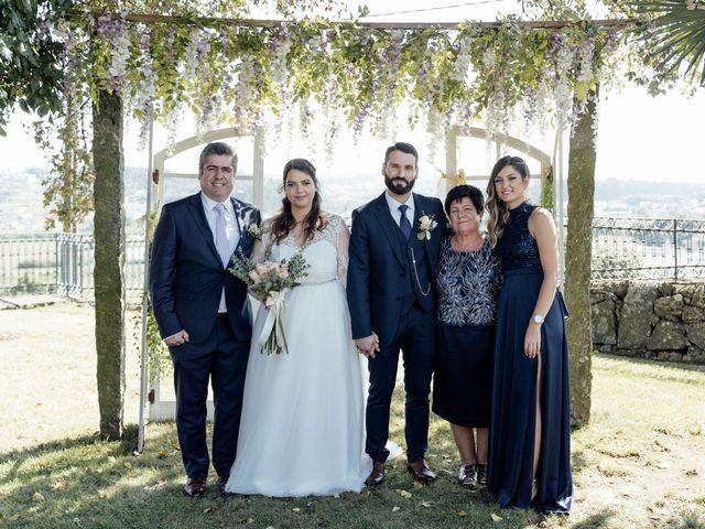 O casamento de Pedro e Mariana em Codessos, Paços de Ferreira 83