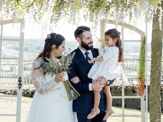 O casamento de Pedro e Mariana em Codessos, Paços de Ferreira 85