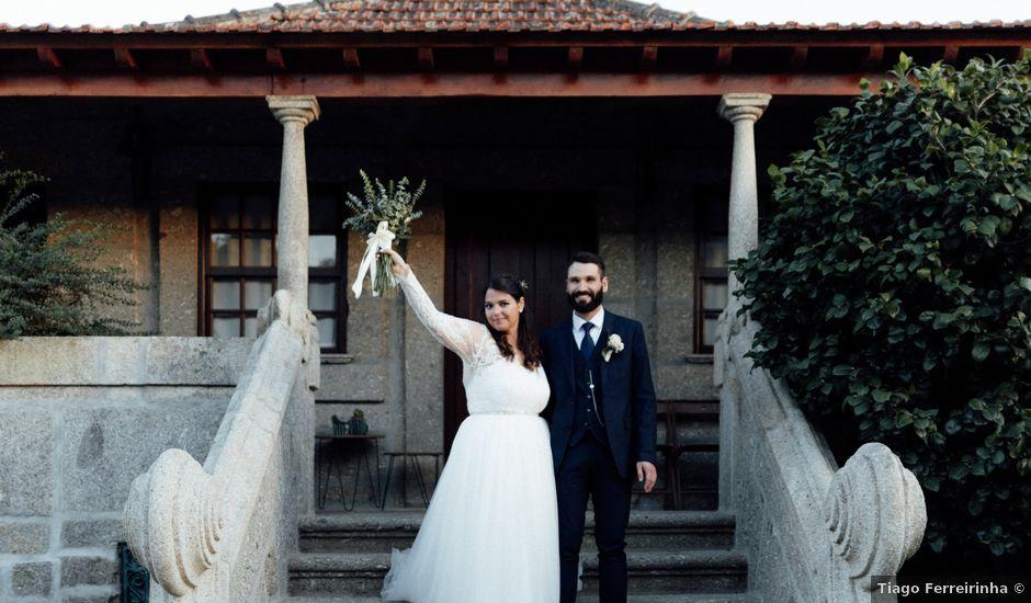 O casamento de Pedro e Mariana em Codessos, Paços de Ferreira