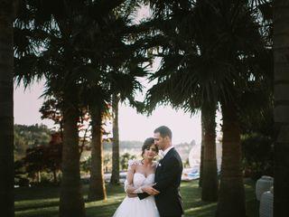 O casamento de Isabel e Vitor 1