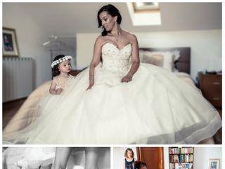 O casamento de Bernardete e Vitor