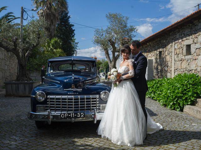 O casamento de Vitor e Isabel em Vizela, Vizela 17