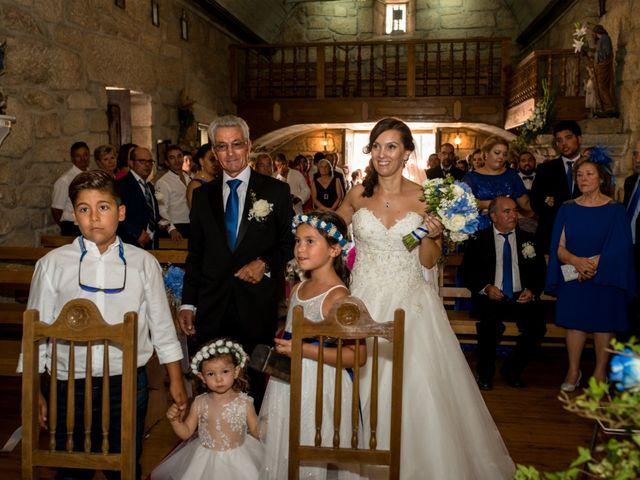 O casamento de Vitor e Bernardete em Oura, Chaves 3