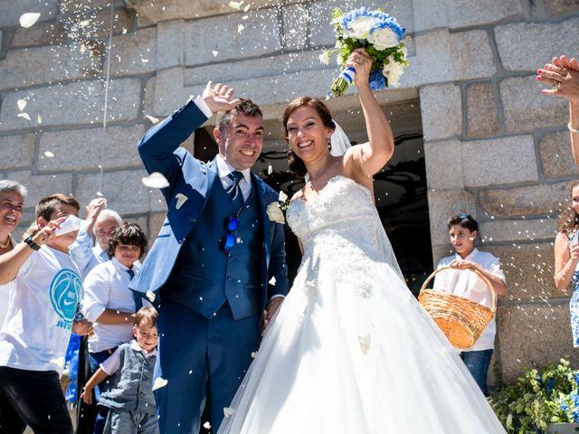 O casamento de Vitor e Bernardete em Oura, Chaves 6