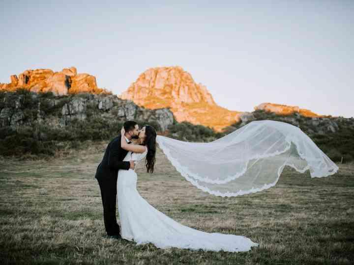 O casamento de Cláudia e David