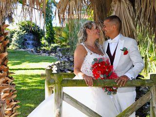 O casamento de Nélida e Mauro