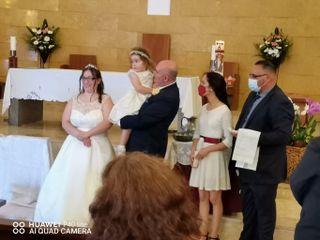 O casamento de Carla  e Vitor  1