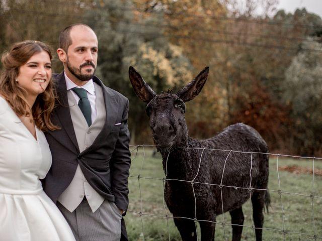 O casamento de Pedro e Inês em Merceana, Alenquer 40
