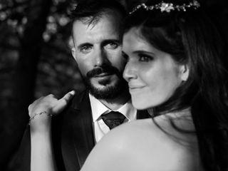 O casamento de Mafalda e André