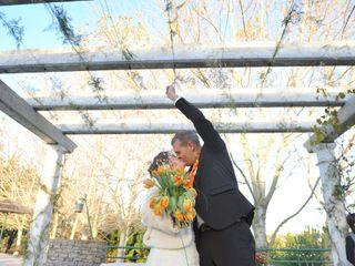 O casamento de Helga e Pedro