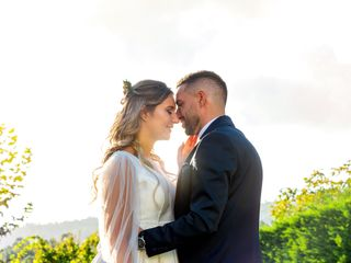 O casamento de Alexandra e Diamantino