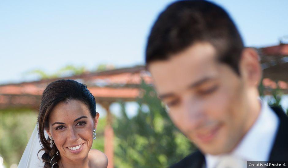 O casamento de João e Rute em Azeitão, Setúbal (Concelho)