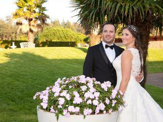 O casamento de Sara e André