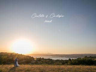 O casamento de Charlette e Christopher 1