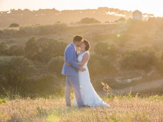 O casamento de Charlette e Christopher