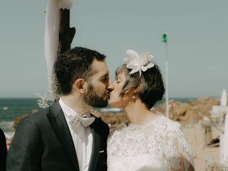 O casamento de Rita e Nando