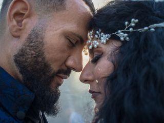 O casamento de Verónica e Diogo