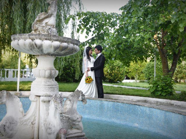 O casamento de Cláudia e Bruno