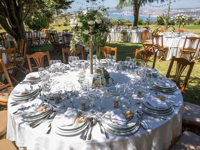 O casamento de Christopher e Charlette em Almada, Almada 40