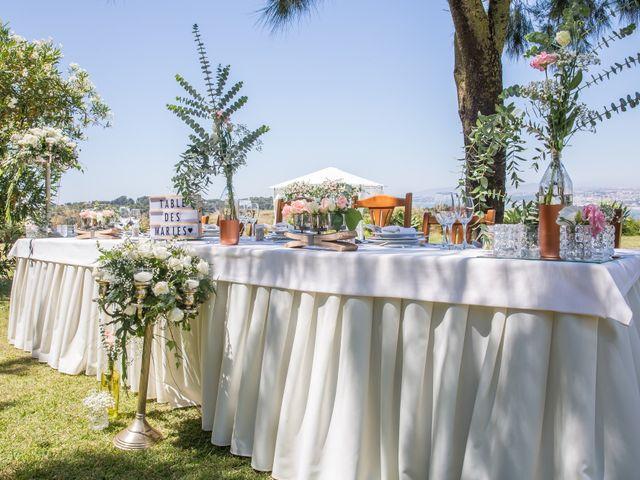 O casamento de Christopher e Charlette em Almada, Almada 45