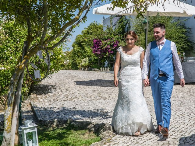O casamento de Christopher e Charlette em Almada, Almada 52