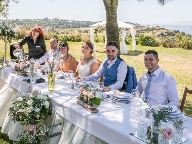 O casamento de Christopher e Charlette em Almada, Almada 54