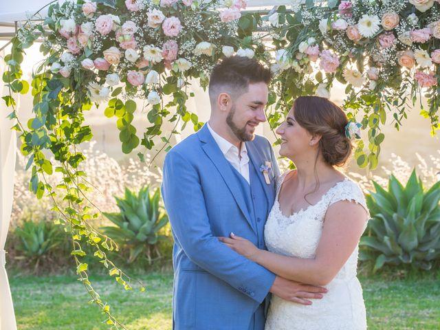 O casamento de Christopher e Charlette em Almada, Almada 1