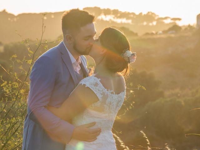 O casamento de Christopher e Charlette em Almada, Almada 61