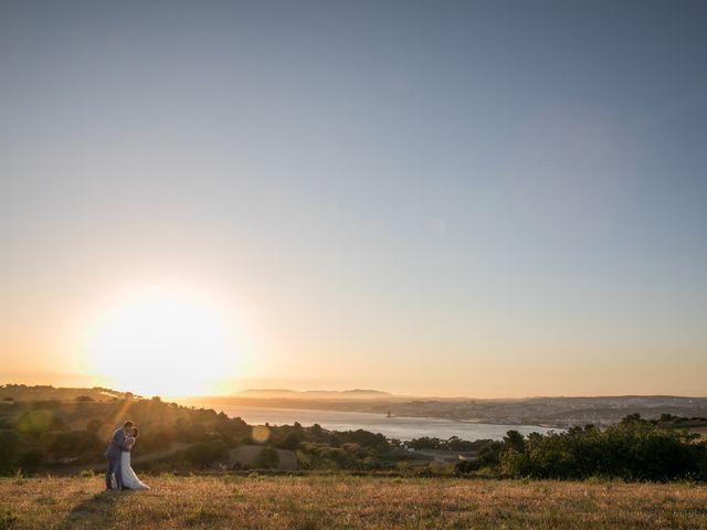 O casamento de Christopher e Charlette em Almada, Almada 63