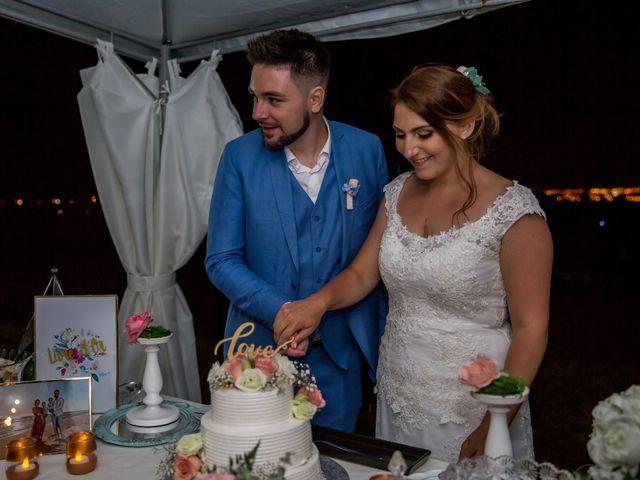 O casamento de Christopher e Charlette em Almada, Almada 79